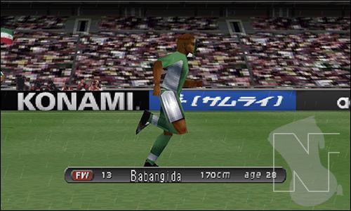Resultado de imagen para babangida winning eleven